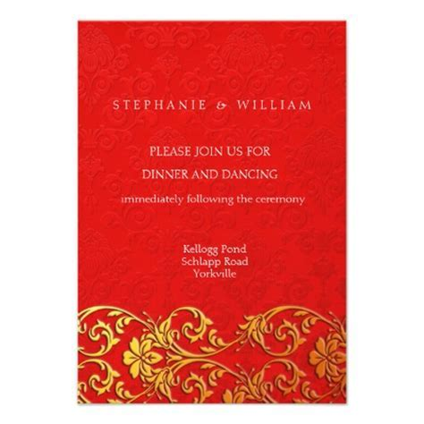 Best Asian Chinese Wedding Invitations 2018 2020   A