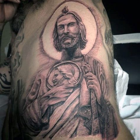 saints tattoo 24 best designs images on