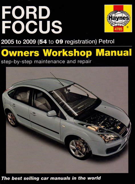 how to download repair manuals 2003 ford focus head up display ford focus petrol service and repair manual 2005 to 2009 haynes service and repair manuals