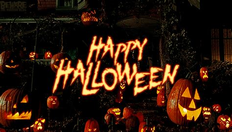 scary animated halloween gifs jack o lantern happy halloween gif find share on giphy