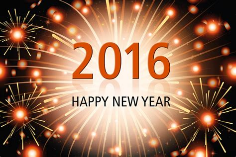 new year date on 2016 illustration gratuite sylvestre nouvel an 2016