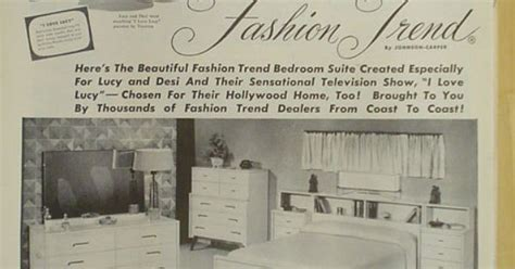 i love lucy bedroom set johnson carper fashion trend bedroom furniture feat