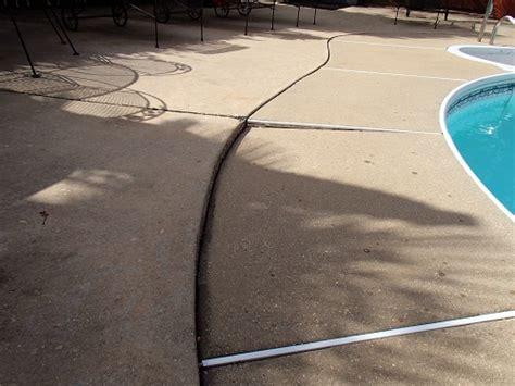 pool deck leveling contractor  severna park delmarva
