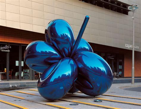 Vans Transparent Mirror Blue jeff koons artwork balloon flower