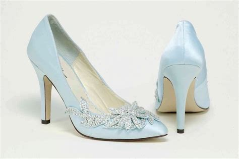 Cinderella Slipper Inspired Wedding Shoes   Modern Wedding