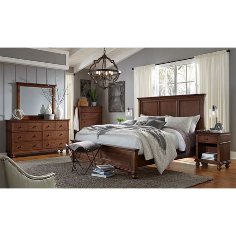 bedroom furniture oxford aspenhome oxford queen bedroom group wayside furniture