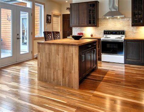 plancher cuisine poser un plancher sain 233 cologique et de provenace locale