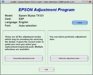 reset epson t13 waste ink pad support printers how to restore epson tx121 t14 and