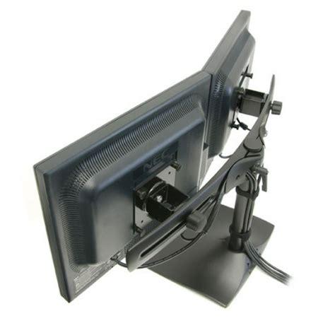 ergotron ds100 monitor desk stand 33 322 200 soporte para 2 monitores ds100 ergotron escritorio