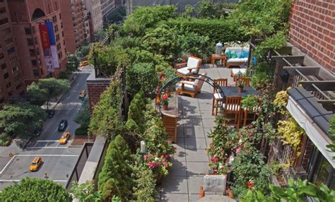 new coffee table book reveals new york city s most stunning elaborate rooftop gardens rooftop