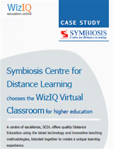Symbiosis Distance Mba by Elearning Resources Elearning Best Practices Success