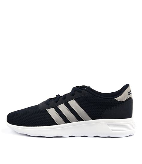 Sepatu Casual Sport Wanita Adidas Neo Black new adidas neo lite racer s mens shoes casual sneakers active ebay