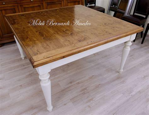 tavoli in massello allungabili tavoli allungabili in abete massello tavoli