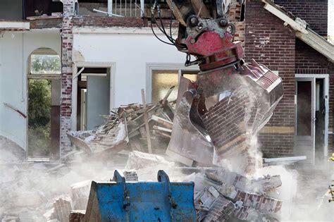 Cout De Demolition Maison 4361 co 251 t de d 233 molition maison