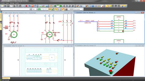 cablage armoire electrique industriel pdf 233 lectricit 233 industriel tuto 233 lectricit 233 tableau electrique
