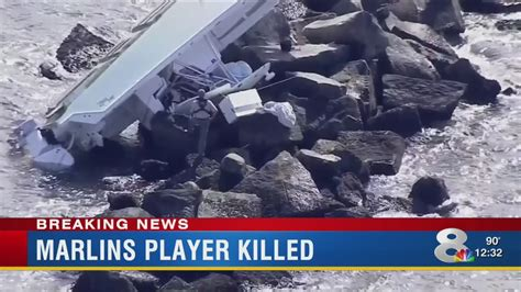 boat crash jose jose fernadez dies in boat crash youtube
