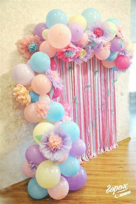 ideas divertidas  decorar  globos