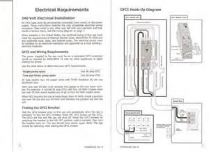 wiring diagram for tub spa wiring get free image