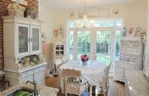 Romantic Kitchen by Vintage Yet Romantic Kitchen To Suit Your Taste