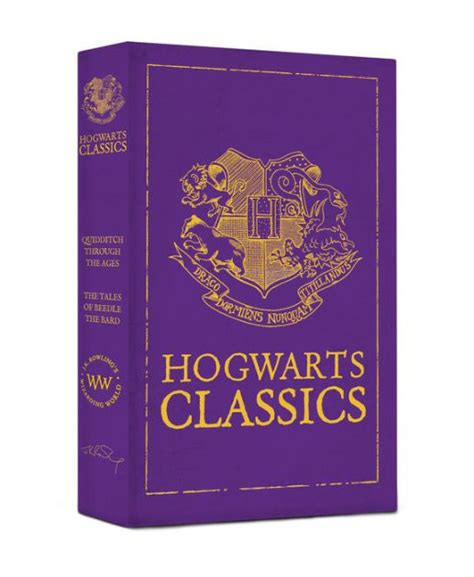 the hogwarts classics box 1408883104 hogwarts classics by j k rowling other format barnes noble 174