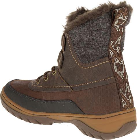 merrills boots merrell sylva mid lace waterproof boots s altrec