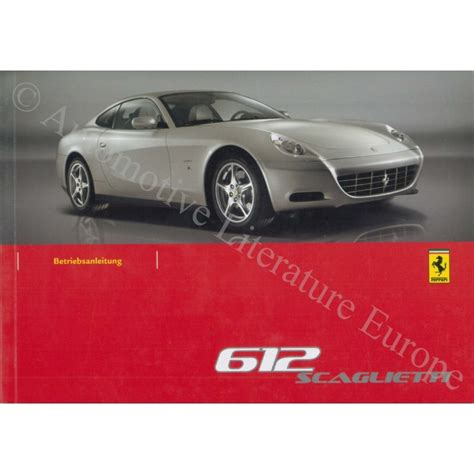 car repair manuals download 2010 ferrari 612 scaglietti engine control repair manual download for a 2010 ferrari 612 scaglietti ferrari f430 spider brochures