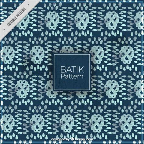batik pattern psd dark batik pattern vector free download