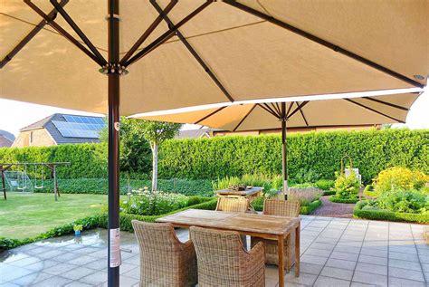 Sonnenschirme 4x4m, 5m, 6m  8m   rund, rechteckig kaufen