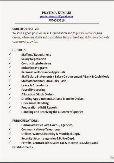 Resume Templates For 30 Years Experience by Exles Of A Cv Sle Template Exle