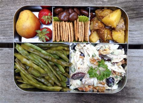 Lunch Ideas For Work - not so boring lunch ideas