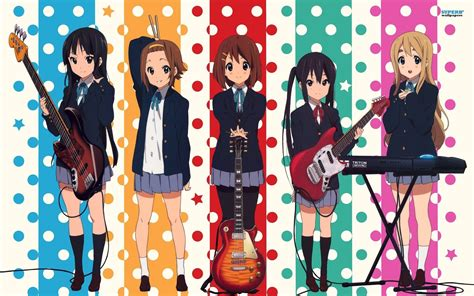 wallpaper anime k on k on club images htt hd wallpaper and background photos