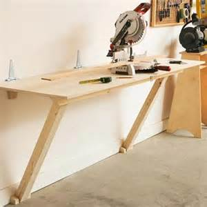 collapsable work bench 25 best ideas about folding workbench on