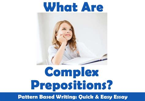 pattern based writing quick easy essay teaching writing fast and effectively