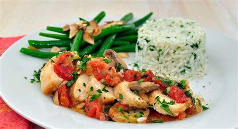 cuisine facile originale poulet marengo recette originale et improvisation pour