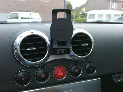 Audi Tt 8n Handyhalterung by Halterung Komplett Montiert Quot Einstellringe Quot Mittlere