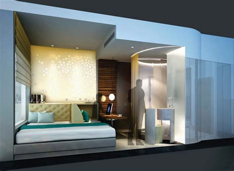 in room designs bd reveals 12 innovative hotel room designs of the future