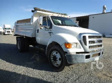 F650 Truck For Sale by Ford F650 Dump Trucks For Sale 237 Used Trucks From 598