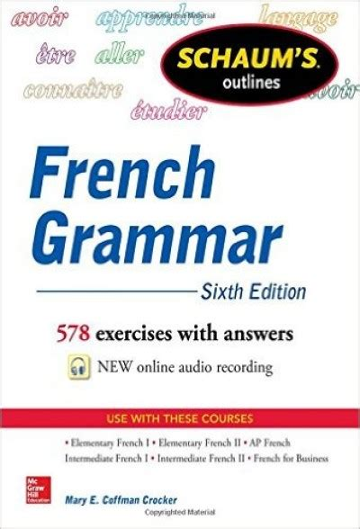 Schaums Outline Of Grammar 6th Edition schaum s outline of grammar 6th edition