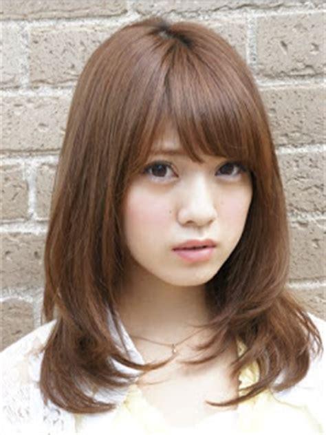 style rambut perempuan elegan style rambut layer perempuan terkini style rambut terkini
