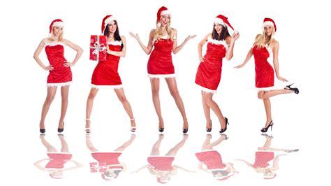 santa s helper santa s helpers wallpaper wallpapers 36122