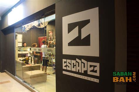 escape room franchise escapee brings escape rooms to kota kinabalu sabahbah