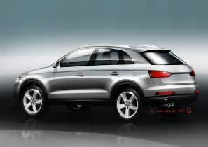 Auto Audi Q3 by Erste Bilder Des Neuen Audi Q3 Berliner Zeitung