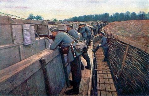 earliest color photos ww1 trenches color picture colorized history ww1