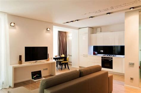 simple and stylish minimalist apartment designed by studio studio apartment in odessa with a simple but powerful
