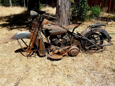 backyard bikers bikes and stuff the 51 flathead is on ebay