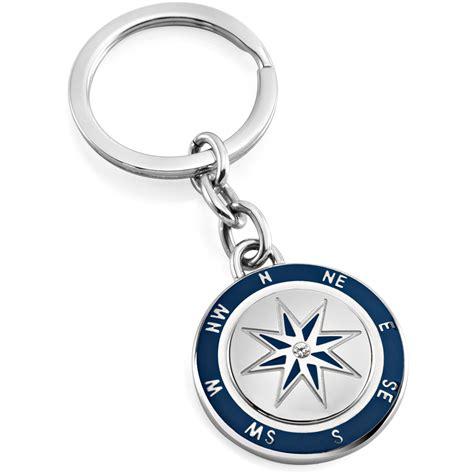 porta chiavi portachiavi uomo gioielli morellato wind blue su3014