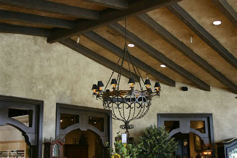 faux ceiling beam 4x6 installers contractor
