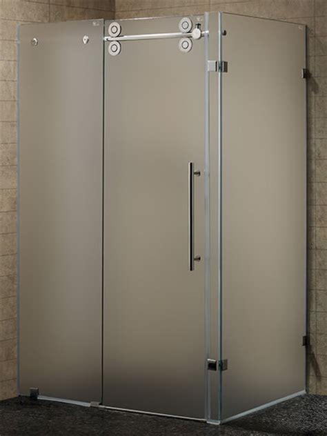 Shower Door Types Types Of Glass For Showers Metro Detroit Shower Doors