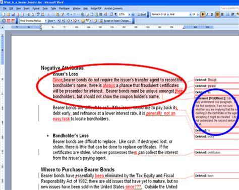 Microsoft Document Editor