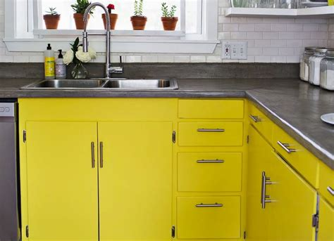 small yellow kitchen yellow kitchen paint colors for small spaces 7 to try